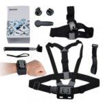 7in1 Mount System Set Kit Elements Selfie Stick for GoPro Hero 2 3 3  4 Cameras
