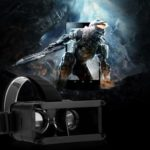 3D Video Glasses Universal Google Virtual Reality for 4~6″Smartphones