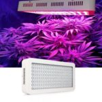 1200W 200PCS LED Plant Grow Light 85V-265V EU/US/UK Power