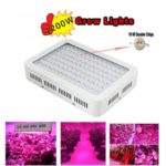 1200W LED Grow Light Full Spectrum Hydro Medical Indoor Veg & Bloom Plants Lamp
