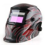 Auto Darkening Solar Power TIG MIG MMA Electric Welder Welding Mask Helmet Cap
