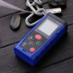 6 Key 60M/196ft/2362in Laser Distance Meter Range Finder Measure Diastimeter