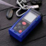 6 Key 60M/196ft/2362in Laser Distance Meter Range Finder Measure Diastimeter