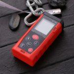 6 Key 80M/262ft/3149in Laser Distance Meter Range Finder Measure Diastimeter