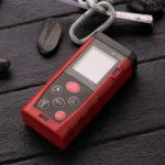 6 Key 100M/328ft/3937in Laser Distance Meter Range Finder Measure Diastimeter