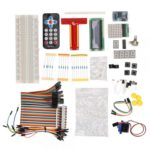 New Ultimate Starter GPIO DIY Basic Learning Kit for Raspberry Pi 3 2 Model B/B+ Python Dot Matrix module