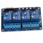 5V 4-way relay module