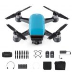 DJI Spark Fly More Combo Mini WiFi Selfie Drone Gesture Control 12MP Camera