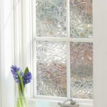 FANCY-FiX S160 0.3mm Waterproof 3D Privacy Decorative Window Film