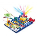 124pcs Electronic Blocks Kit Education Toy