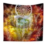 Dream Catcher Fantasy Tapestry Wall Hanging
