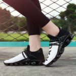Fashion Soft Men's Mesh Breathable Sports Shoes Running Shoes
