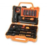 Jakemy JM-8139 45 in 1 Precision Screwdriver Set Tool Kit for Smartphone Laptop