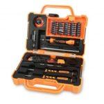 Jakemy JM-8139 45 in 1 Precision Screwdriver Set Tool Kit for Smartphone Laptop