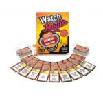 Watch Ya Mouth Game Set Fun Mouthguard Party Card Game