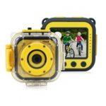GM05 Waterproof Kids Sports Action Camera 720P HD