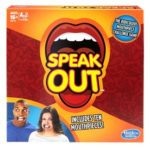 Speak Out Game Party Mouth Guard Game – 5 Mouthpieces