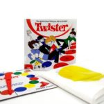 Twister Family Board Game That Ties You Up in Knots