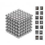 216pcs 3mm Magnetic Balls Bucky Balls Building Blocks