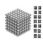 216pcs 3mm Magnetic Balls Bucky Balls Building Blocks