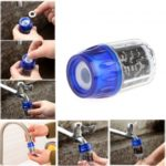 Activated Carbon Water Tap Purifier Filter Attachment for Kitchen Faucet