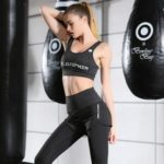 Women's Quick Dry Yoga Tracksuit Sports Suit – 3pcs/Set