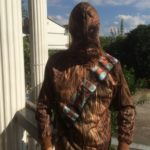 Star Wars Chewbacca Costume Hoodie for Boys