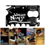 18 in 1 Wallet Credit Card Multi-tool EDC Pocket Tool