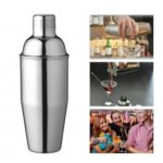 750ml Stainless Steel Cocktail Shaker Cocktail Shaker Drink Shaker