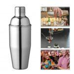 750ml Stainless Steel Cocktail Shaker Cocktail Shaker Drink Shaker