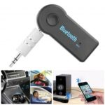 3.5mm Car Bluetooth Music Receiver Audio Adapter with Mic