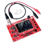 DSO138 DIY Digital Oscilloscope Fully Assembled Electronic Learning Kit with Probe