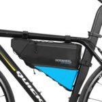 ROSWHEEL Attack Series 3+1L Waterproof Top Tube Bicycle Bags Cycling Bike Accessories