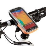 ROSWHEEL Bicycle Handlebar Phone Bag for 4.2/5.0/5.5 inch Smart phone
