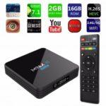 M96X II Plus 4K TV Box 2GB+16GB Amlogic S912 Android 7.1 KODI 18 HDMI