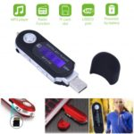 Mini USB Flash MP3 Music Player with LCD Screen FM Radio