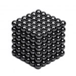 216pcs/set 3mm Magnetic Balls Buckyballs Toy – 8 Color Options