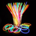 Multi-color Luminous Light Sticks Glow Sticks Bracelets – Assorted Colors