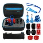 PULUZ 13 in 1 Hardware Accessories Combo Kits for GoPro and Other Action Cameras