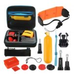 PULUZ 14 in 1 Surfing Accessories Combo Kits for GoPro and Other Action Cameras