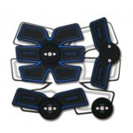 USB Rechargeable Smart Muscle Toner Toning Belt ABS Toner Set for ABS & Arms
