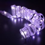 4m 40-LED Christmas LED Ribbon String Light Decoration Lamp for Home/Garden/Party