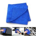 20 x 20 cm Microfiber Cleaning Cloth 10Pcs Pack