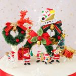 50pcs Christmas Cake / Cupcake Picks Toppers – Random Delivery
