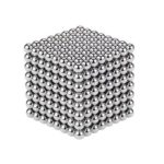 512PCs 5mm Magnetic Balls Sculpture Building Block Toys