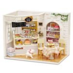 CuteRoom H-014 Cake Diary Shop DIY Dollhouse With Music