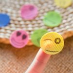 Smiley Face Anti Mosquito Insect Repellent Stickers 2PCs/12 Smiley Faces