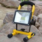 W804 30W Portable Multifunctional LED Flood Light Outdoor Work Light