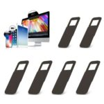 6PCs Webcam Cover for Smartphones Laptop Tablet MacBook