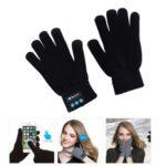 Bluetooth Earphones Touch Screen Gloves Winter Warm Gloves